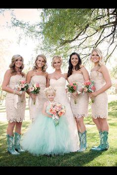 Flower girl dress... Tutus from the Hart on Facebook