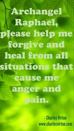 Archangel Raphael Prayer ♡
