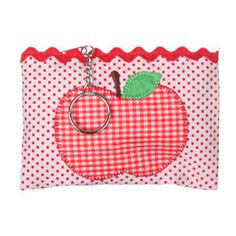 ❤ Childrens Christmas Present ❤ Apple Coin Purse ❤ A great stocking filler | eBay