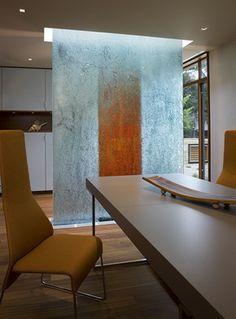 Bildergebnis f r wasserwand indoor arrangement ideas pinterest wandgestaltung wohnzimmer - Wasserwand wohnzimmer ...
