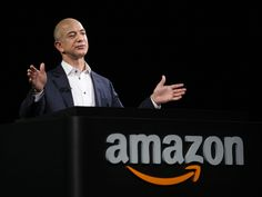 Some analysts predict its shares will zoom past $1,000, while CEO Jeff Bezos is now the world's second-richest person