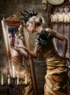 Mirror...mirror... by =CindysArt on deviantART
