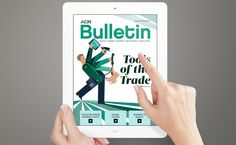 ACR Bulletin Adobe DPS Magazine