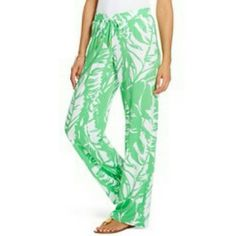ed5cbf560b977 Lilly Pulitzer Target Palazzo Pants Boom Boom Worn a few times! Great  condition! Not