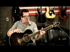 How to play Your Body Is A Wonderland by John Mayer on guitar