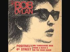Bob Dylan...Positively 4th Street!!!    Love these lyrics!