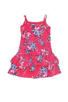 Vestidos de niña #tiendascarrion #dress #littlegirldress #print
