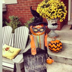 Halloween decor- urbanity interiors