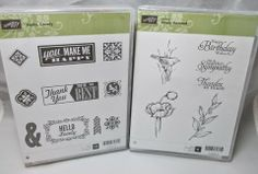 Stamp & Scrap with Frenchie: Stampin'101 with Color Coach and Blog Candy