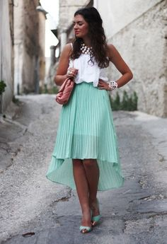 vokuhila  , H in Shirt / Blouses, romwe in Bags, romwe in Skirts, Nelly.com in Heels / Wedges, Asos in Jewelry