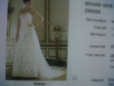Wedding dress FOR SALE!!! 100$
