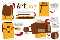 This is art bag to make designer more stylish even bring more Design tools