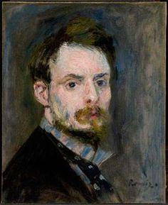 Biografia de Pierre-Auguste Renoir contada através de seus quadros, pinturas  de Renoir 10 aeb037f4ac
