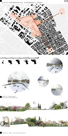 "Articles - STUDENTS PROJECTS - DESIGN PROJECTS - 2010 - ""Urban intervention network in Plato's Academy_A Museum of the city of Athens proposal"""
