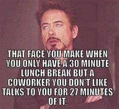 Co workers you don't like Co Worker Memes, Co Workers, Work Jokes, Work Humor, Restaurant Memes, Workplace Memes, Funny Jokes, Funny Sayings, Funny Shit