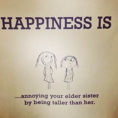 AND they're taller. | 27 Pictures That Perfectly Sum Up Being The Eldest Sibling