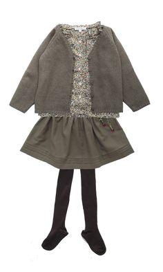 Marie Puce Paris - vêtements de créateur pour enfant - Panoplie Glagla Coralie