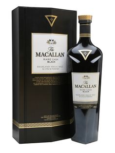 Macallan Rare Cask Black Scotch Whisky : The Whisky Exchange