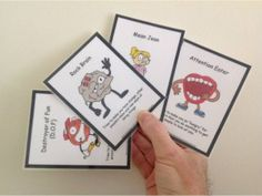 Social Thinking home-made cards. Repinned by urban wellness: www.urbanwellnesscounseling.com