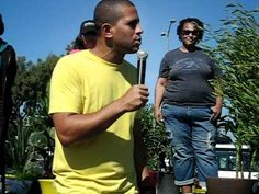 """Yard Crashers"" Ahmed Hassan: ""I need volunteers!"" - YouTube. #GoGreenWithAhmed #TeamAhmedTV"