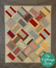 Modern quilt I want to make asap!