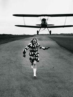 Helmut Newton: British Vogue, London 1967