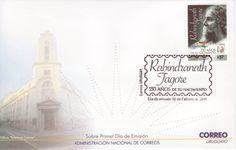 07 - 150 Años Nacimiento Rabindranath Tagore