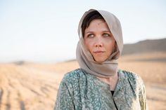 Maggie Gyllenhaal in 'The Honorable Woman' premiered on Sundance on July 31st.