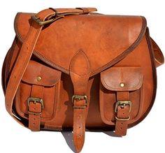 7d7055e0d5 S F Leather Purse Designer Crossbody Shoulder Bag Travel Satchel Women  Handbag Ipad Bag