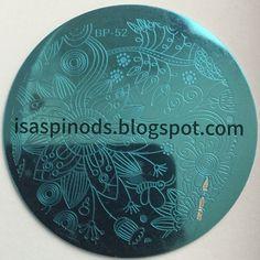 Placa BP-52 de la web http://www.bornprettystore.com/