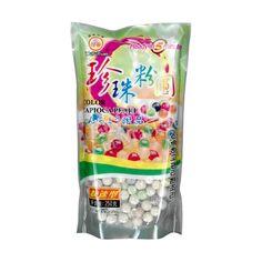 WuFu Yuan Colour Tapioca Pearl 250g