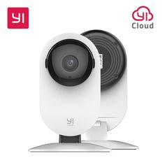 YI Home Camera Indoor IP Security Surveillance System with Night Vision for Home/Office/Baby/Nanny/Pet Monitor White (Discount: 63 % ) Wireless Home Security Systems, Security Alarm, Security Surveillance, Surveillance System, Camera Surveillance, Security Solutions, Best Home Security, Security Cameras For Home, Home Camera System