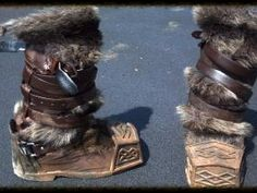 Thorin Boots by ~Jathoris on deviantART