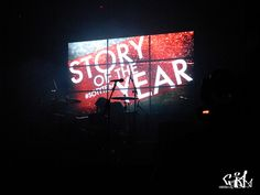 Story Of The Year, Neon Signs, Club, Explore, Exploring