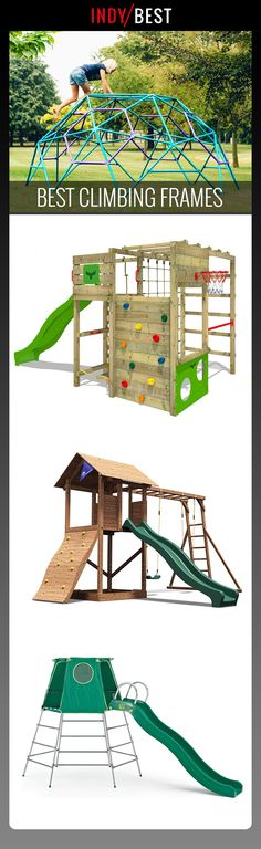 11 best climbing frames to inspire your children's sense of adventure You Are My Sunshine, Small Gardens, Playground, Adventure, Inspiration, Climbing, Children, Playing Games