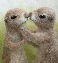 The Kiss -- Claudia Marie Felt