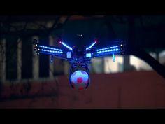 Drone Football | Pepsi MAX