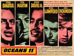 Its Swingin Swanky 60s Saturday Night at The Aristocrat!  Danny Ocean: Why waste those cute little tricks that the Army taught us just because its sort of peaceful now. #Film #Filmmaking #Filmmakers #TV #Television #Writing #Screenwriting #HerosJourney #Comedy #Drama #LasVegas #Vegas  #HoorayForHollywood #OnceMoreWithFeeling #ClassicHollywood #GoldenHollywood #UnpackYourAdjectives#WriteAtYourOwnPeril #Oceans11 #FrankSinatra #DeanMartin #SammyDavisJr #PeterLawford #JoeyBishop #RatPack