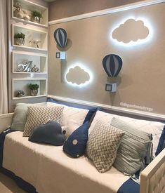 22 Ideas Baby Boy Decorations Layout For 2019 Boys Bedroom Decor, Baby Bedroom, Baby Room Decor, Nursery Room, Bedroom Small, Baby Boy Decorations, Baby Boy Rooms, Girl Room, Room Inspiration