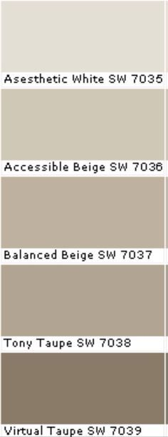 Tony Taupe/Accessible Beige