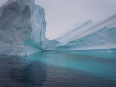 Iceberg in Antarctica.  December 2011