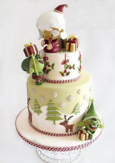BOISERIE & C .: Christmas Cookies ♥ ♥ ♥ Christmas Cakes