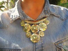 http://re.mu/shantalcachela #collar #necklace #accessories #accesorios #style #remu #closet