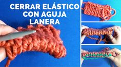 CERRAR ELASTICO CON AGUJA LANERA - YouTube Knitting Videos, Knitting Stitches, Knitting Patterns Free, Paper Stars, How To Purl Knit, Baby Sweaters, Cross Stitching, Cross Stitch Patterns, Crochet Necklace