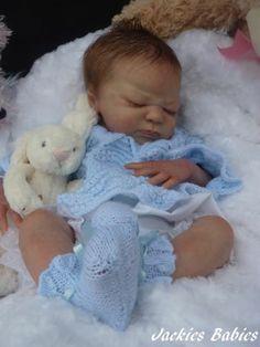 Jackies Babies~Reborn baby girl~Everleigh~Laura Lee Eagles....new sculpt | eBay