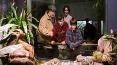 Daniel Radcliffe as Harry Potter, Harry Melling as Dudley Dursley, Richard Griffiths as Uncle Vernon Dursley and Fiona Shaw as Aunt Petunia Dursley in Harry Potter and the Sorcerer's Stone Daniel Radcliffe Movies, Philosophers Stone, The Sorcerer's Stone, Petunias, Harry Potter, Painting, Vernon, Aunt, Google Search