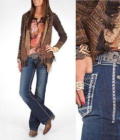 'A Paisley Day' #buckle #fashion www.buckle.com