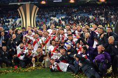 El festejo en las redes de los jugadores de River Pity Martínez, Pratto, Nacho Fernández, Mora y Julián Álvarez publicaron imágenes Instagram celebrando con la Copa Libertadores.