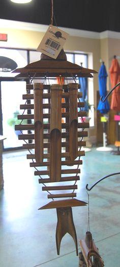 Pete Alewine Pools wooden wind chimes $19.99