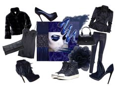 """""""Navy..."""" by kimearls on Polyvore"""